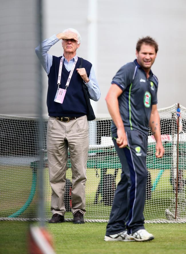 Australia Nets Session