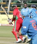 India Crush Zimbabwe