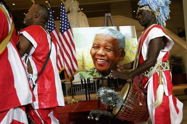 Nelson Mandela International Day