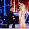 Madhuri Dixit with husband Shriram Madhav Nene