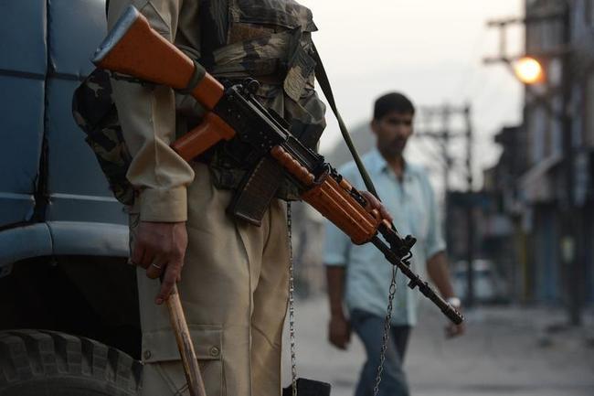 Kashmir Shuts Down