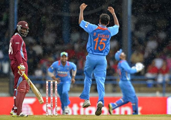 India Crush West Indies