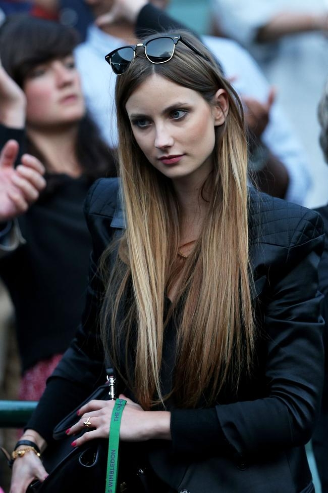 Ester Satorova-girlfriend of Tomas Berdych