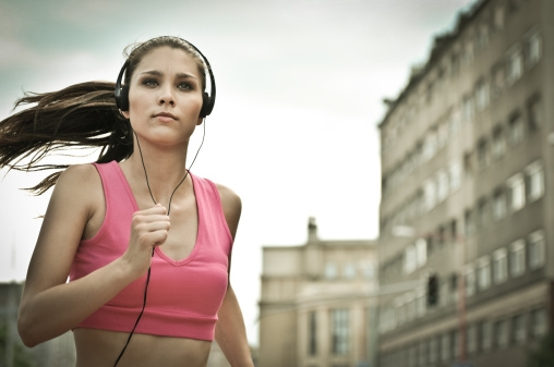 Top Home Cardio Workouts # 9: Running in place