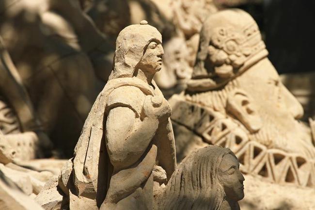 Splendid Sand Sculpture Around the World