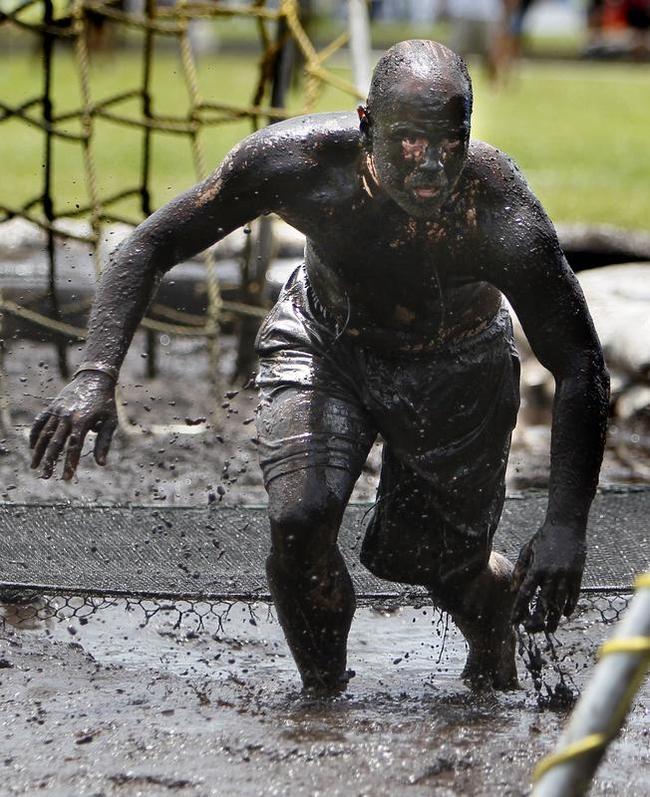 Extreme Mud Wars in Florida