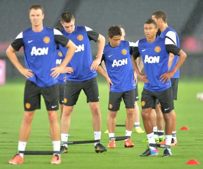 Manchester United in Japan