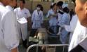 Twin Earthquakes Jolt China