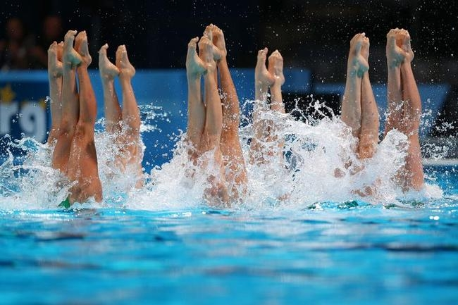 World Swimming in Barcelona
