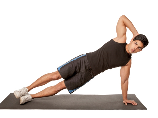 Abdominal Exercise: Plank Workout Routine for Flat Belly