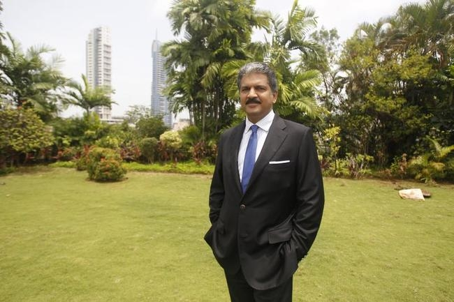 Anand G Mahindra