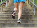 Home Workouts:20 Best Workouts for Sexy Toned Thighs : Climbing stairs