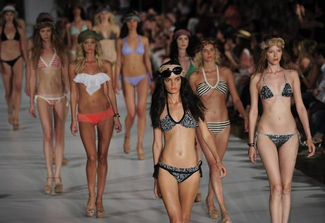 Barcelona Fashion Show