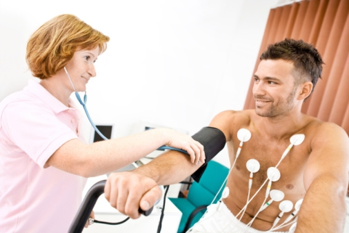 Tip to Increase Stamina # 1: Get a physical test
