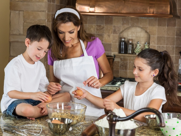 Picky Eater: Cooking with Kids