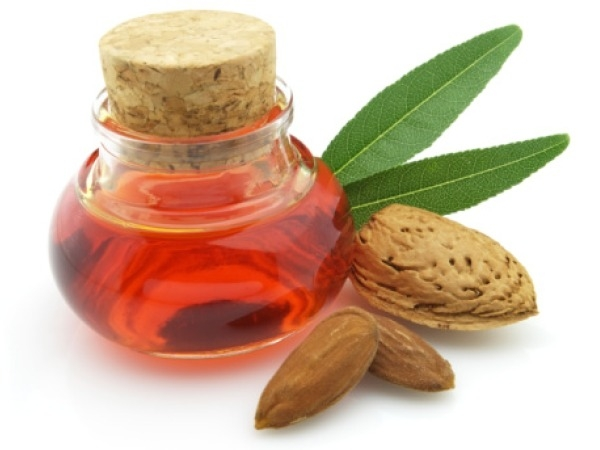Oil for Healthy Hair # 4: Almond oil