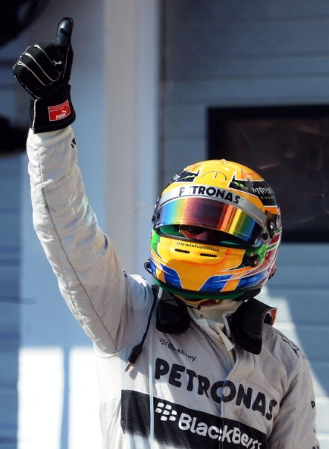 Lewis Hamilton wins Hungarian Grand Prix