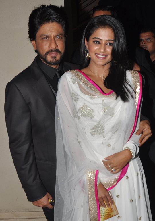 Shah Rukh Khan, Priyamani