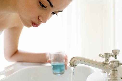Dental Health Tip # 3: Rinse well