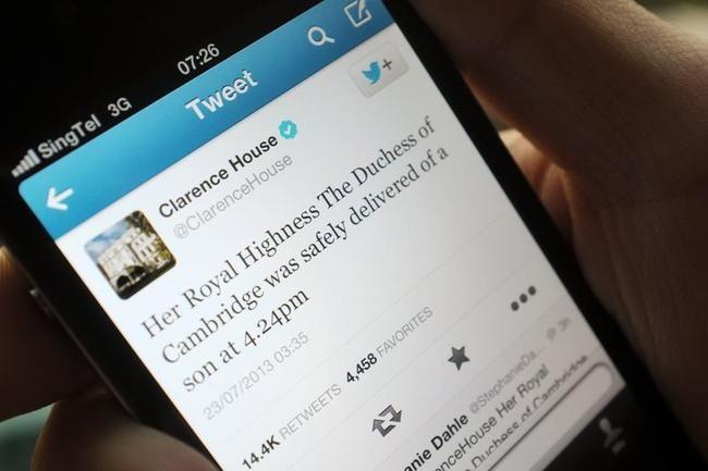 Prince Charles Said so..on Twitter