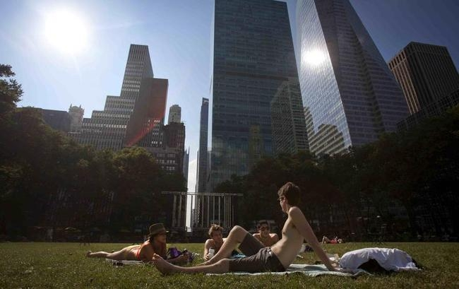 Heat Wave in US