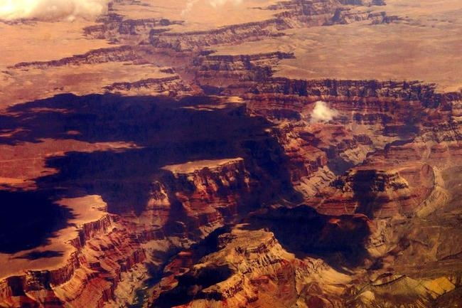 Terrific Views of Glen and Grand Canyon