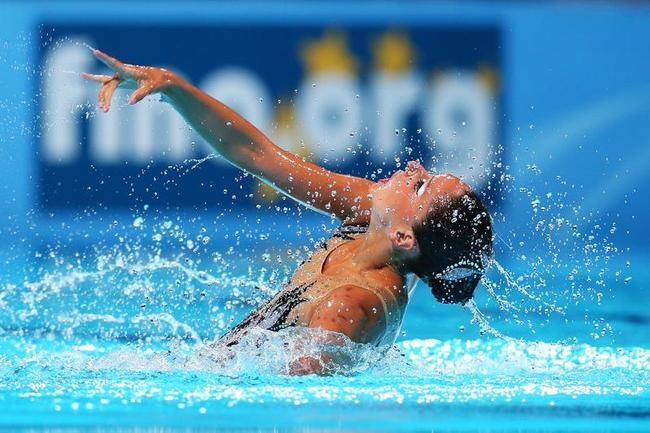 World Swimming in Spain
