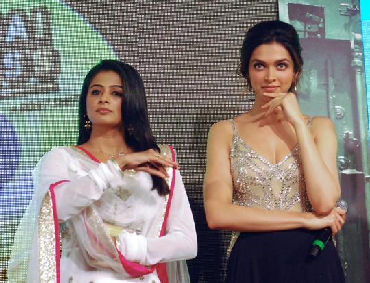 Priyamani, Deepika Padukone