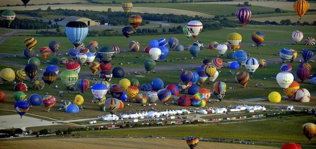 International Air Balloon Meeting