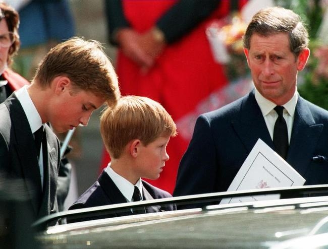 Former husband of Diana Prince Charles