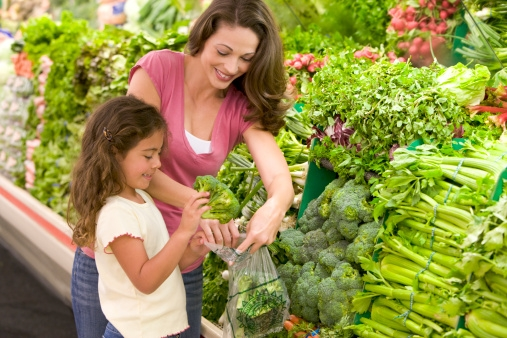 Picky Eater: Food Shopping with Kids