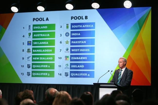 ICC Cricket World Cup 2015 Official Launch