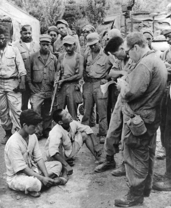 POW Interrogation