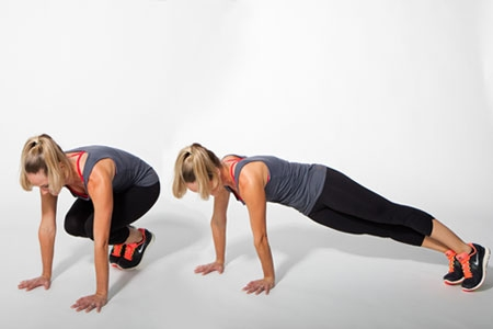 Top Home Cardio Workouts # 10: Burpees