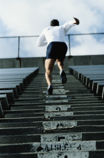 Top Home Cardio Workouts # 7: Step exercise