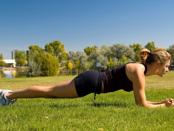 Weight Loss: 30 Best Ways to Lose Belly Fat Workout for Flat Belly: Basic Plank or the Elbow Plank