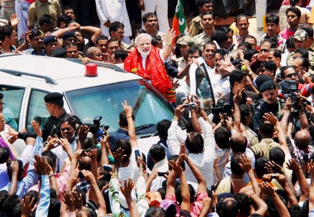 Narendra Modi in Puri