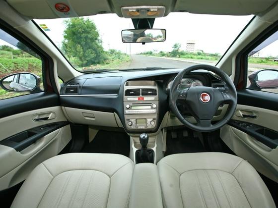 2013 Fiat Linea T-Jet