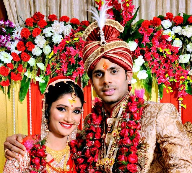 Manoj Tiwary and Sushmita