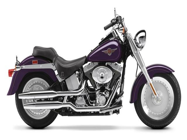 Harley Davidson FLST Bikes