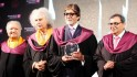 Whistling Woods 6th annual convocation