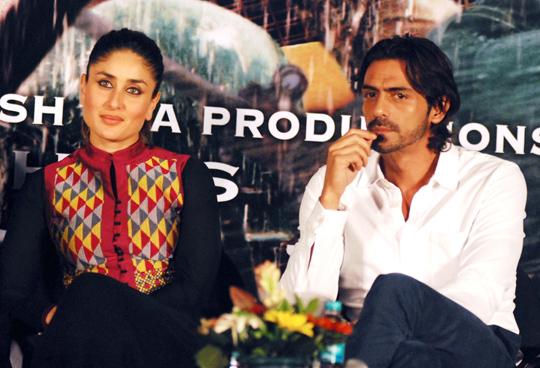 Kareena, Arjun