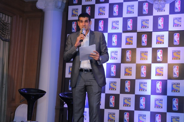 Launch of 2013 NBA Jam