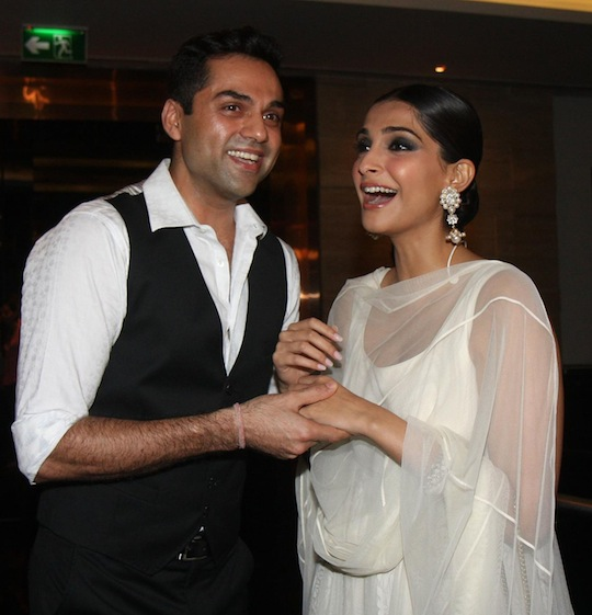 Abhay Deol, Sonam Kapoor