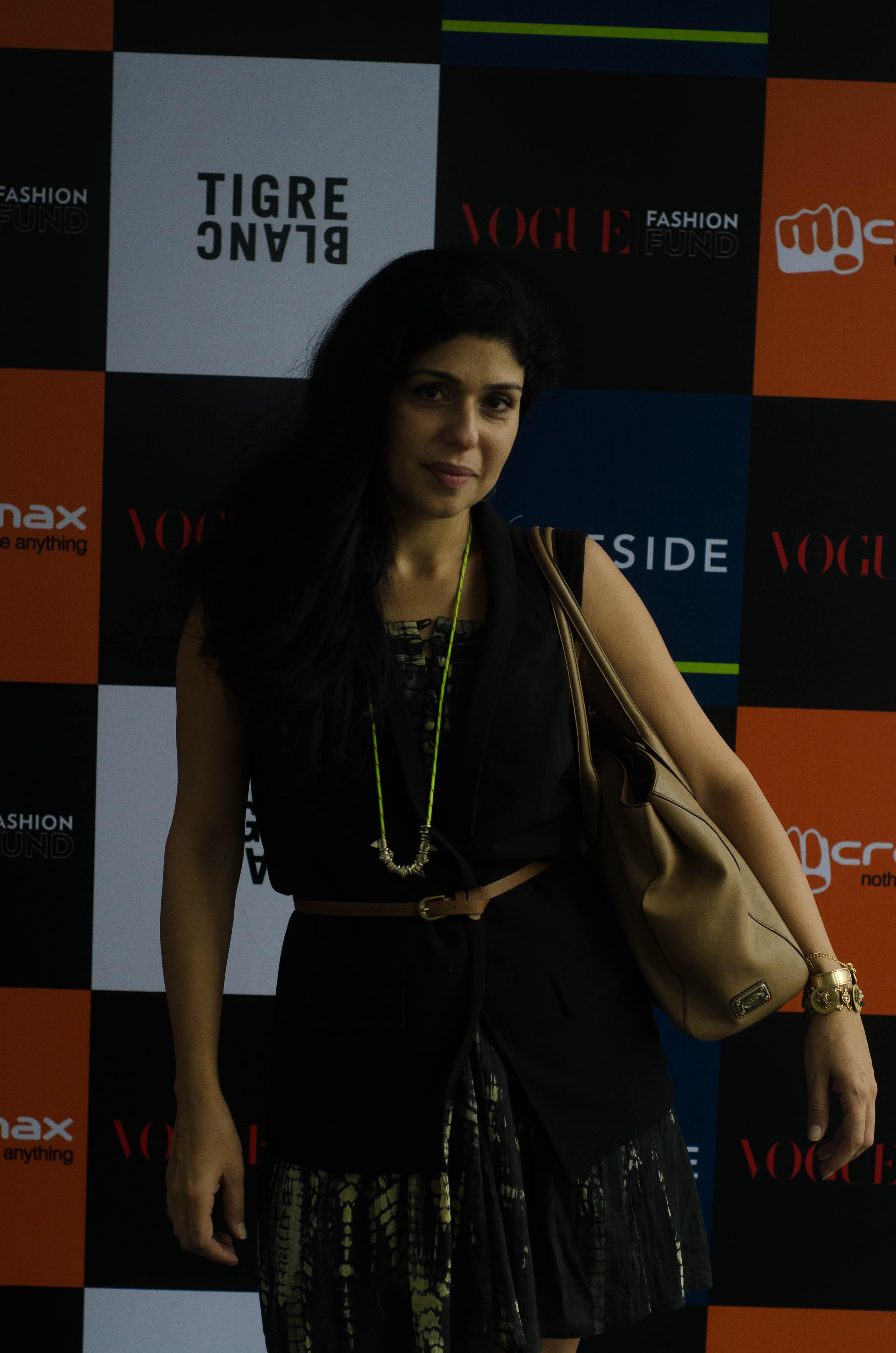Anaita Shroff Adajania, Fashion Director, Vogue India