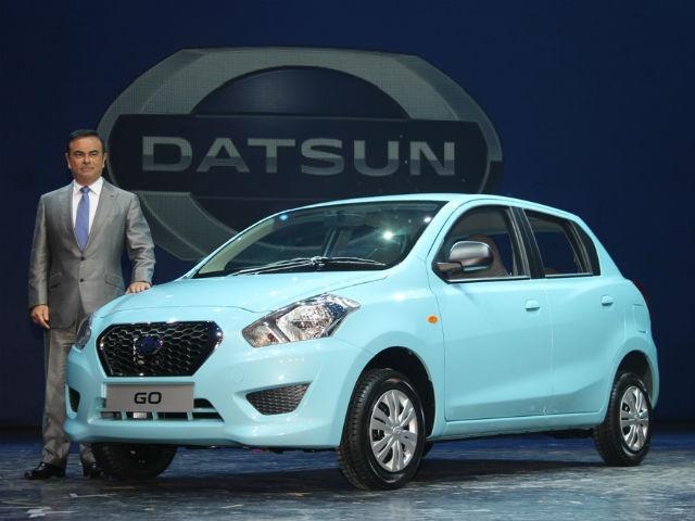 Datsun GO Unveiled in India