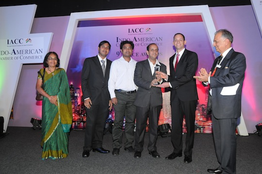 Indo-American Corporate Excellence Awards 2013