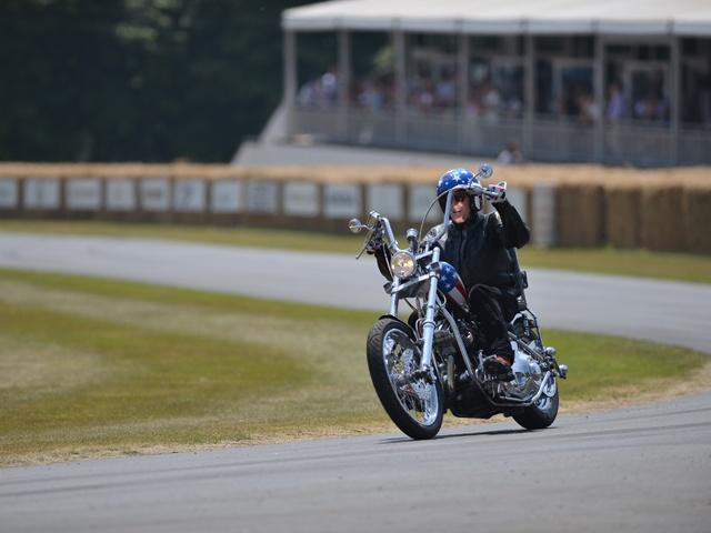 Harley Davidson Captain America