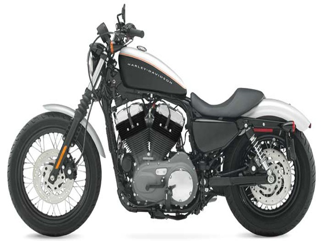 Harley Davidson XL1200 Bike