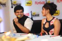 Jitesh Pillai (Editor, Filmfare) with Samantha Prabhu